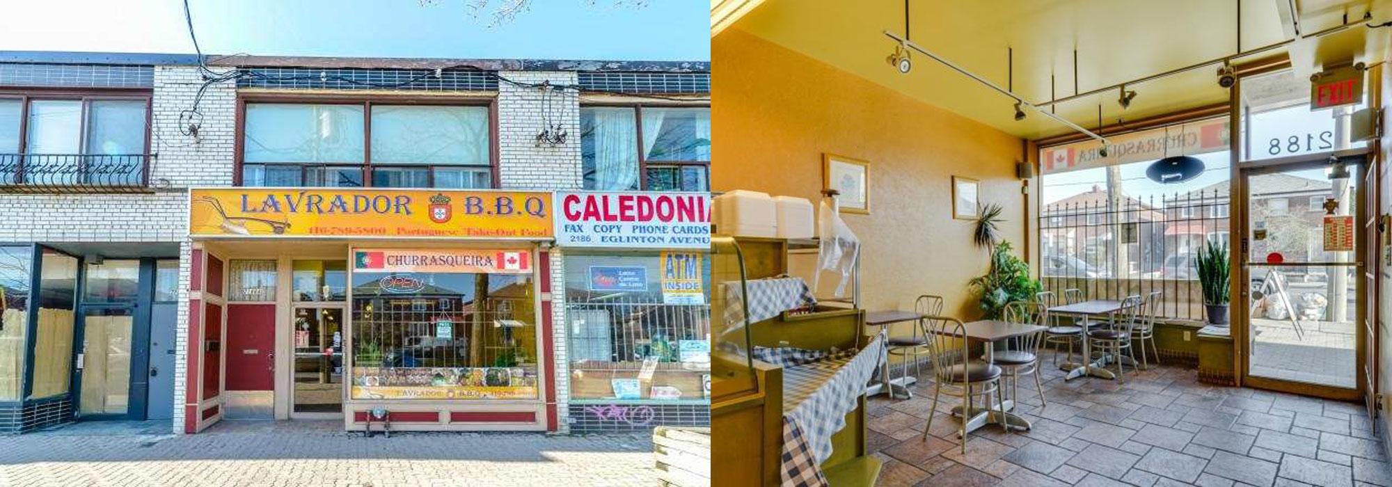 2188 Eglinton Ave W, Toronto
